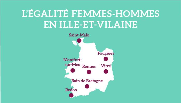 égalité femmes hommes en Ille-et-Vilaine